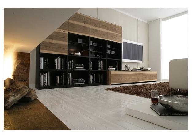 Arredamento soggiorno Bologna arredamenti - Arredatori Associati